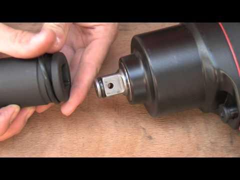 Anwendungsvideo O-Ring + Sicherungsstift, für Stecknuss 6-22mm KS Tools 515.1536,-38
