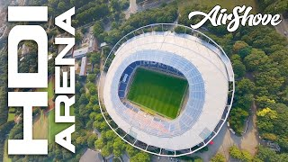 HDI Arena Hannover 96 | FPV Freestyle | #AirShove