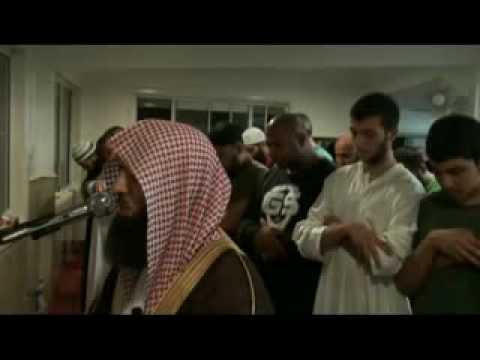 الشيخ محمد اللحيدان يقرأ سورة الواقعة في أستراليا