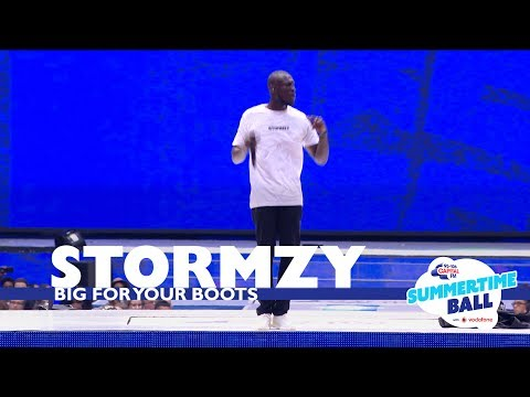 Stormzy – 'Big For Your Boots' (Live At Capital's Summertime Ball 2017)