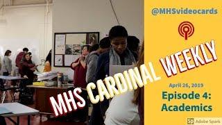 MHS Cardinal Weekly Season 2 Episode 4