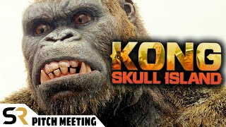 Kong: Skull Island Pitch Meeting