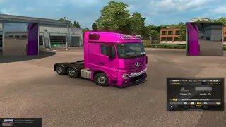 Как заработать много денег в Euro Truck Simulator 2