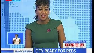 Kenya Premier League: Weekend fixtures