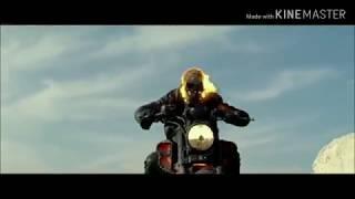 Snap WA Ghost rider versi lagu sakoji jalan panjang