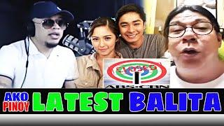 BANAT BY AT JOBERT SUCALDITO MAY MGA MAIINIT NA IBINUNYAG SA ABS CBN COCO MARTIN AT KIM CHIU