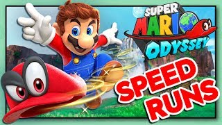 LET'S TRY AND GET A NEW PB | Super Mario Odyssey Any% Speedruns