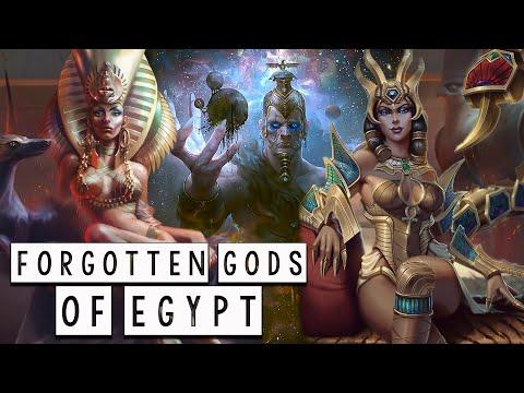 De goden van Egypte die bijna niemand kent