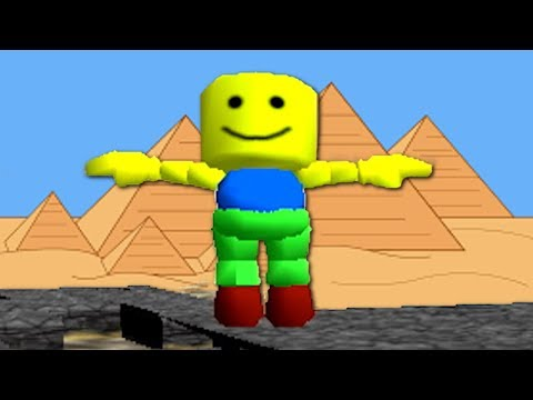 super oof 64: t-posing in egypt download YouTube video in