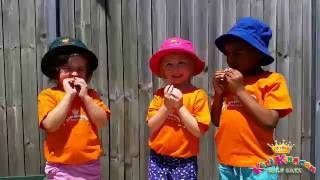 <h5>HOW TO MAKE A KIDS VEGETABLE GARDEN</h5>
