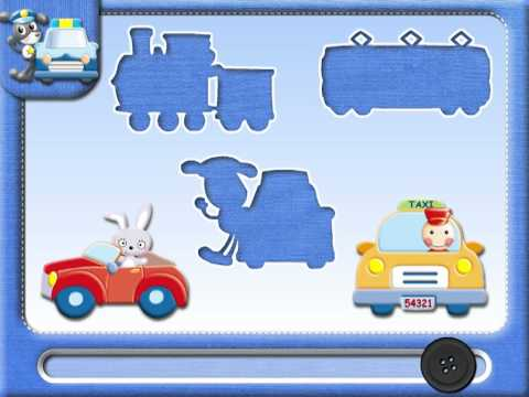 Video of Toddler & Baby Animated Puzzle