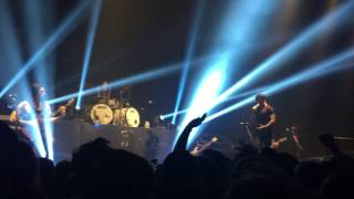 Falling in Reverse - Guillotine IV [Ronnie's Three Ring Circus - Wallingford, CT - 5/12/15]