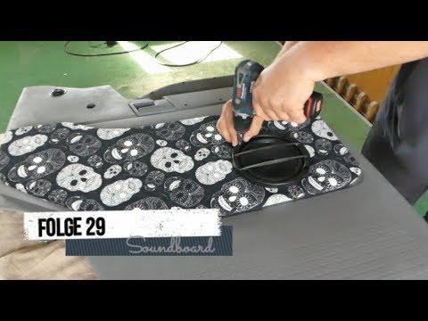 Folge 29 - Neue Türverkleidung im T4 mit Soundboard