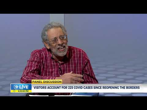 Was the Reopening of Jamaica's Borders the Right Move?    Panel Discussion   CVMTV