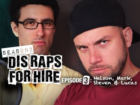 Dis Raps for Hire. Season 2 - Ep. 3