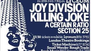 Joy Division-Komakino (Live 02-29-1980)