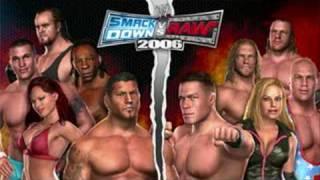 Smackdown vs Raw 2006 - Pieces