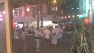 奄美まつり2019八月踊り・パレードMovie(*^▽^*)