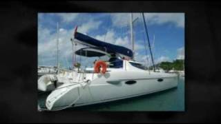 preview picture of video 'Horizon Antigua Lavezzi 40'
