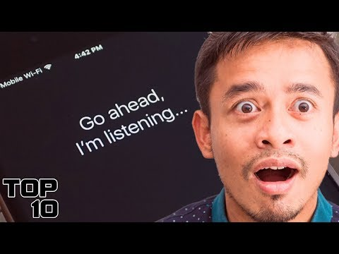 Top 10 Things You Should Never Say To Siri - Part 10