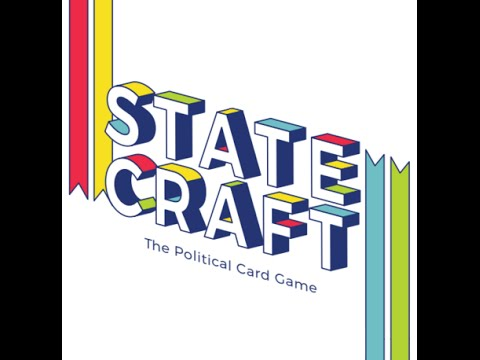 Statecraft: the Political Card Game - A Forensic Gameology Review