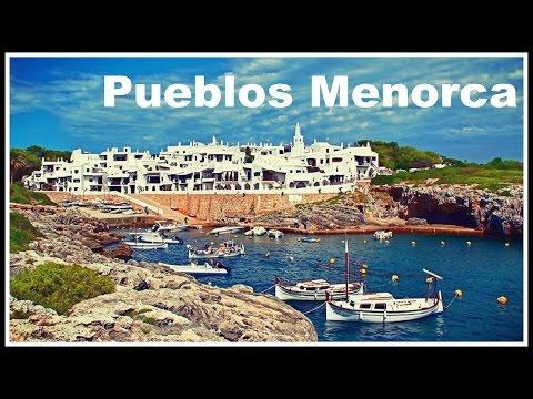 Pueblos más bonitos: Binibeca, Fornells y Es Mercadal   Menorca 2# España