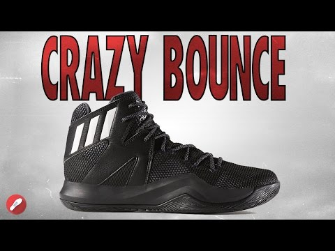 Adidas Crazy Bounce Performance Review!