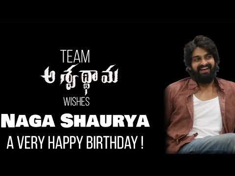 A Day With Naga Shourya - Happy Birthday By Ashwathama Team