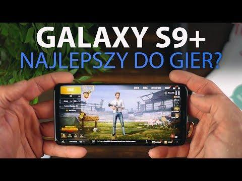 Jak się gra w PUBG na Samsungu Galaxy S9 Plus