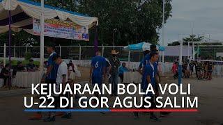 Kejuaraan Bola Voli Wali Kota Padang U 22, Ketua Harian PBVSI Berharap Bisa Bersihkan Administrasi