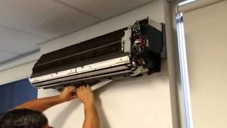 Fix Leaking Split System Air Conditioner + Service