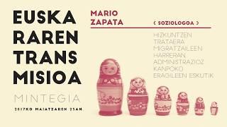Mario Zapata: