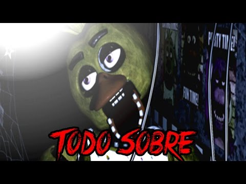 Todo Sobre Chica De Five Nights At Freddy's | FNAF