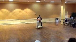Brandon and Hunter - Feeling Good Foxtrot Show Dance
