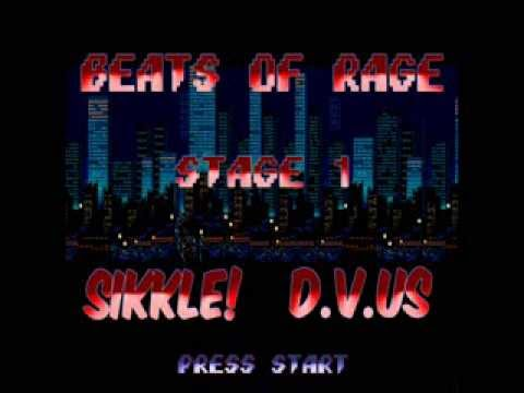 Beats of Rage Stage 1 preview mix!!!