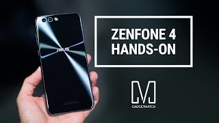 ASUS Zenfone 4 and Zenfone 4 Pro Hands-On