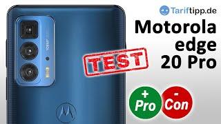 Motorola edge 20 Pro | Test (deutsch)