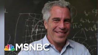 New York Magazine Studies Elite NYC Circle That Surrounded Epstein   Velshi & Ruhle   MSNBC