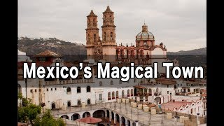 Is This Mexicos Most Beautiful Town? — Mexico Travel Vlog #9