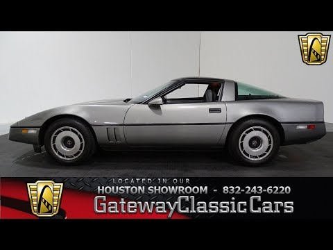 Video of '85 Corvette - LLP6