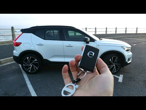 Volvo XC40 T5 R-Design (2018) Review - A Vehicle Of Many Firsts