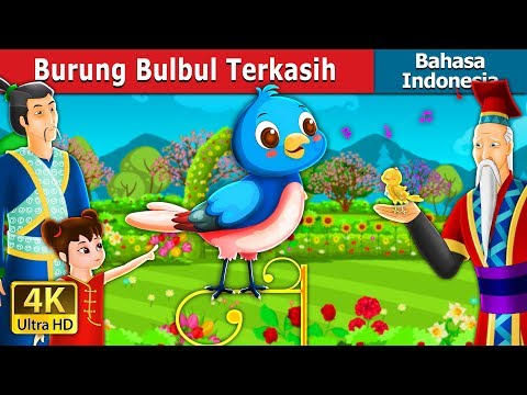 Burung Bulbul Terkasih   Dongeng anak   Dongeng Bahasa Indonesia