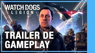 Watch Dogs Legion: ganha novo trailer gameplay na Ubisoft Forward