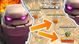 Clash Of Clans - THE FINAL EPISODE! - All Troops Vs Single Player Challenge!
