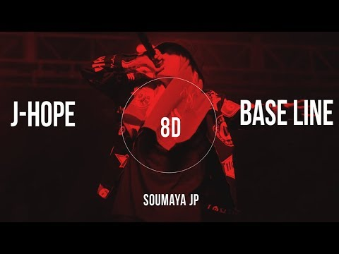 ⚠️J-HOPE - BASE LINE [8D USE HEADPHONES] 🎧