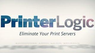 Eliminating Print Servers with PrinterLogic