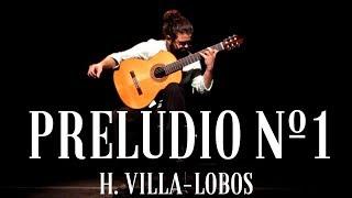 Prelúdio Nº1 (H. Villa-Lobos) | Violão Solo | Diogo Oliveira