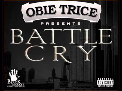 "Obie Trice - "" Battle Cry """