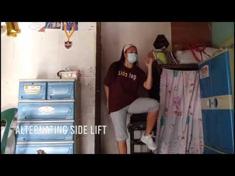 Leg and Arm movement AEROBIC TERMINOLOGY