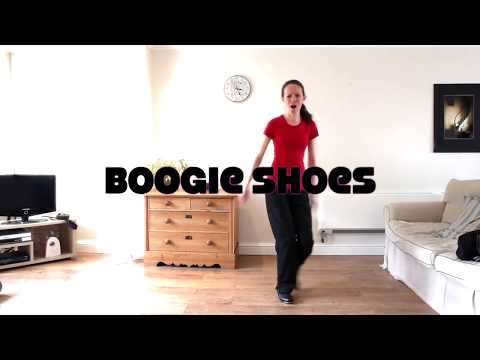 Boogie Shoes Tap Dance